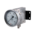 D101 Single Diaphragm Differential Pressure Gauge
