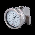 D104 Single Diaphragm Differential Pressure Gauge