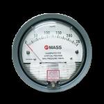 D211 Low Differential Pressure Gauge