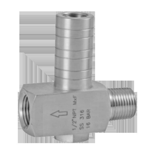 PL1, Pressure Limitter / Gauge Saver