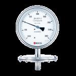 SDS Low Pressure Diaphragm Pressure Gauges