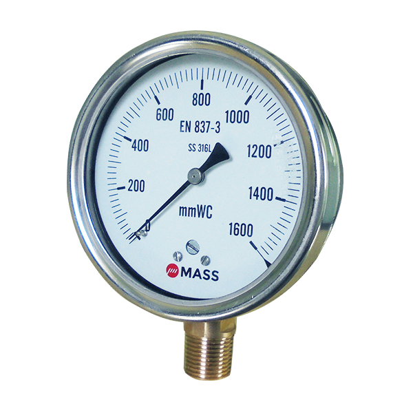CPB Low Pressure Capsule Gauges