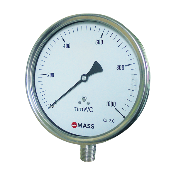 CPS Low Pressure Capsule Gauges