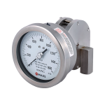 D104 Single Diaphragm Differential Pressure Gauge