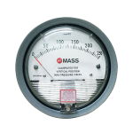D211 Low Differential Pressure Gauge