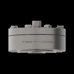 DF25 High Displacement Diaphragm Seal | Transmitter Seal