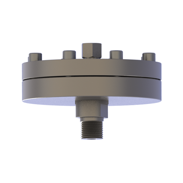 DS25 High Displacement Diaphragm Seal | Transmitter Seal