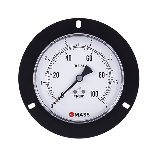 PG120 Utility Pressure Gauge