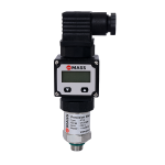 PT12 Industrial Pressure Transmitter with Display