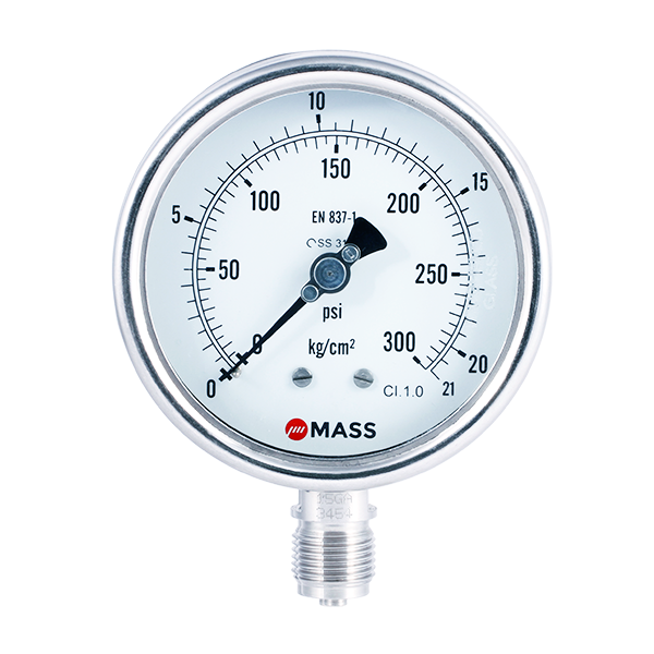 ZPS Process Pressure Gauge
