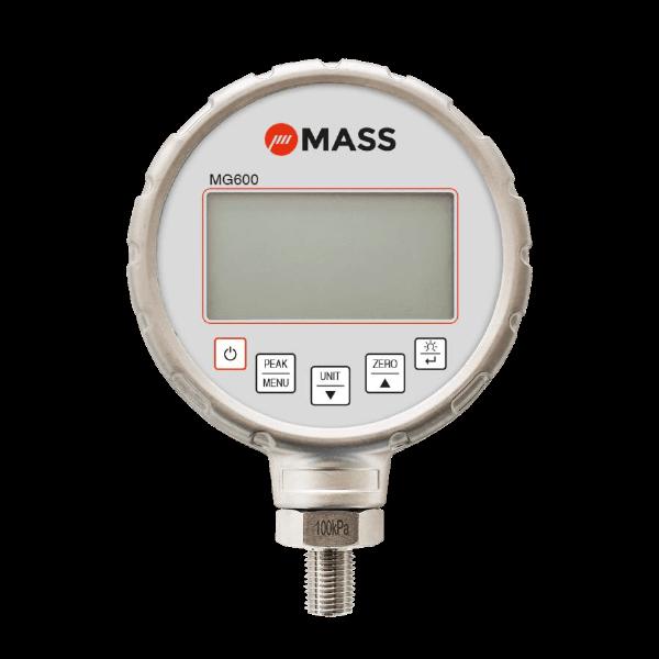 MG600 Digital Pressure Gauge 0.025% Accuracy